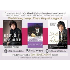 Joseph Prince könyvek